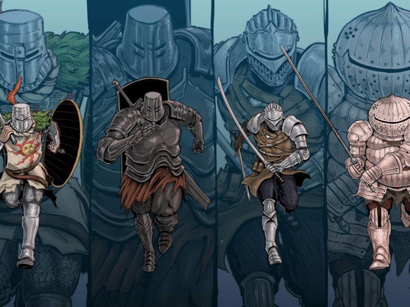Dark Souls 3 Cartoons