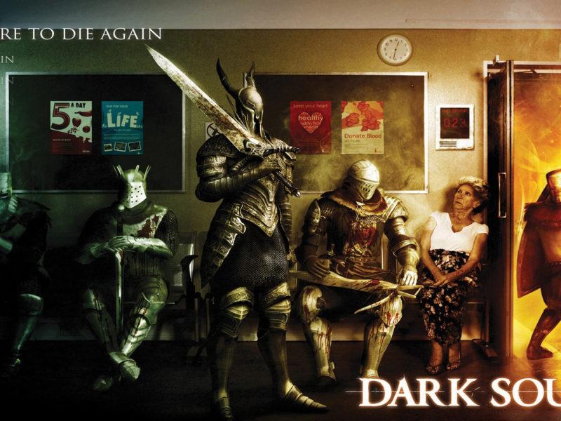 Dark Souls 3 Wallpaper Funny Old Lady