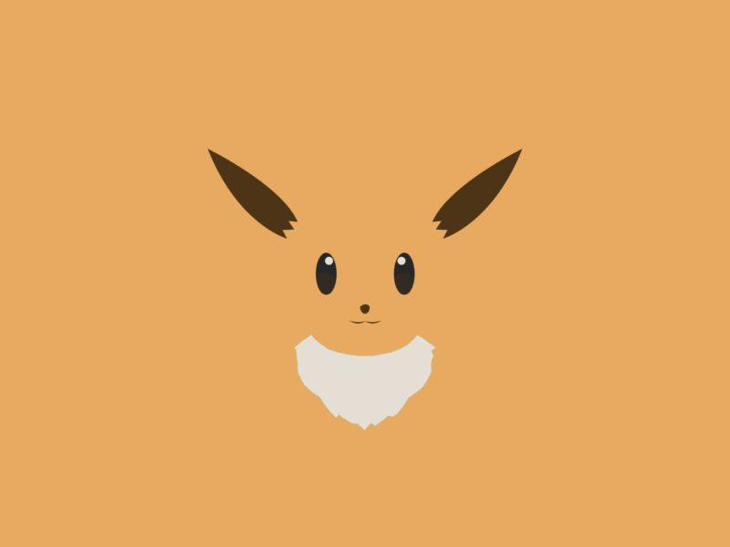 Eevee Pokemon Wallpaper