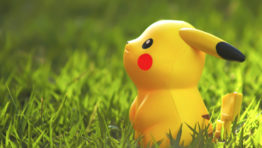 Free Wallpaper Pikachu Toy