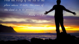 Psalm 113 3 Worship Wallpaper