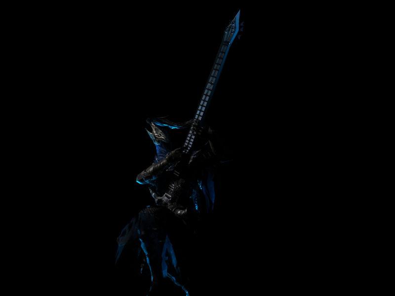 Rockstar Dark Souls Wallpaper