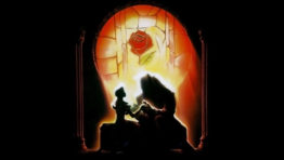 Beauty And The Beast Wallpaper Shadow
