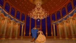 Cartoon Beauty And The Beast Dance