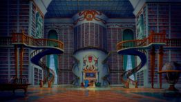Huge Room Of Books Beauty And The Beast Hd