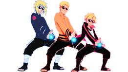 Boruto Naruto Minato Rasengan Hd Wallpaper