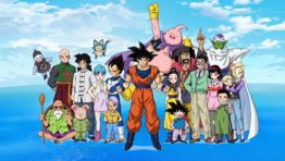 Dragon Ball Super Cast