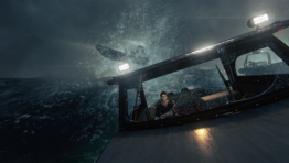 Boat Chase Uncharted