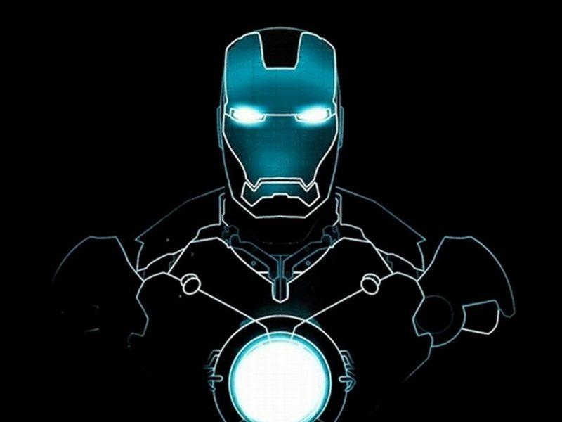 Iron Man Concept Mobile Hd Wallpaper
