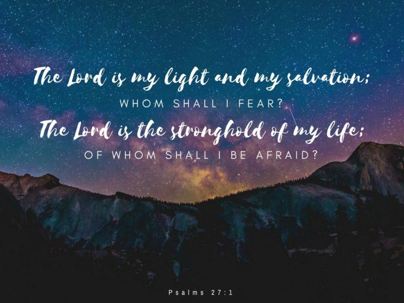 Psal 27