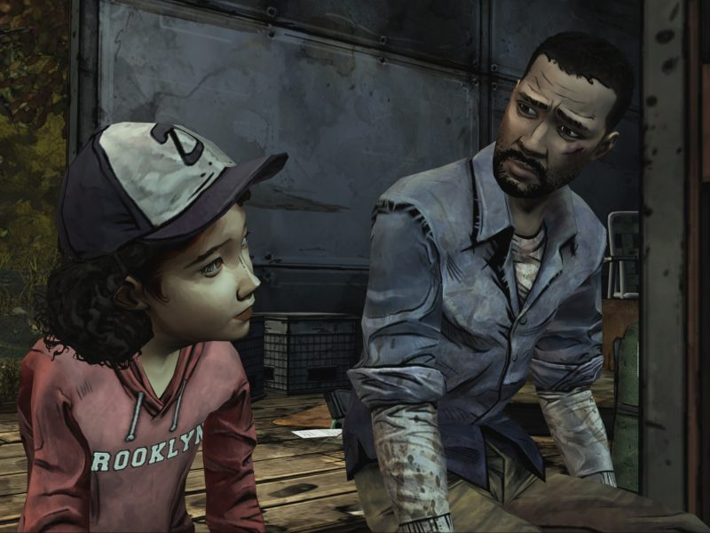Twd Clementine Lee