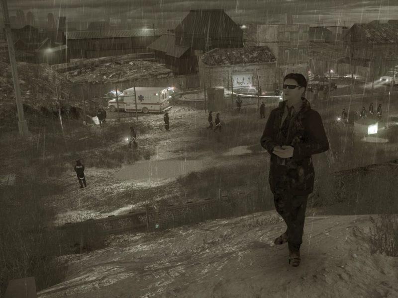 Heavy Rain Investigate