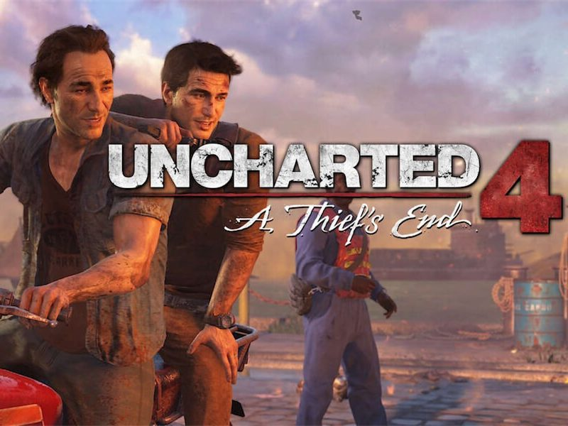 Uncharted 4 Brothers