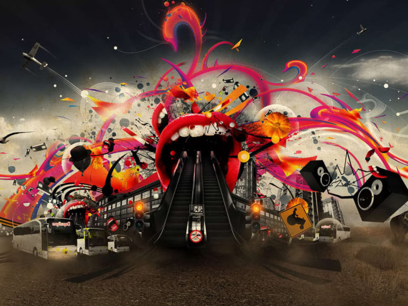 High Definition Music Backgrounds