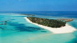 Kanuhura Maldives Ocean Forest