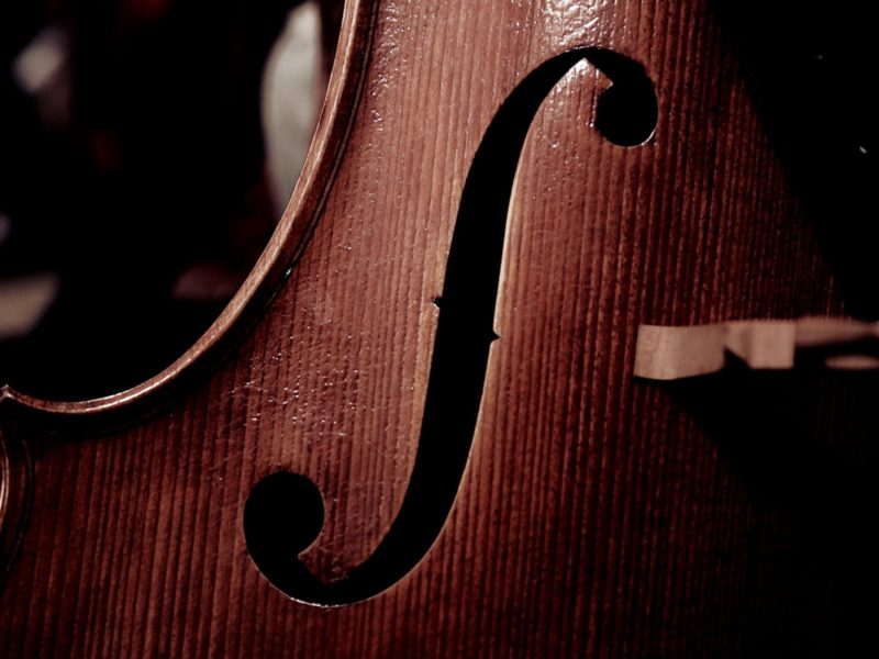 Cello Music Background