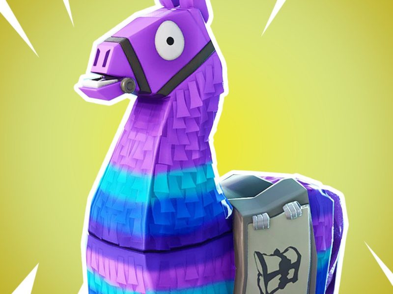 Fortnite Llama Wallpaper 4k Hd Pc Iphone Android Download Free Hd