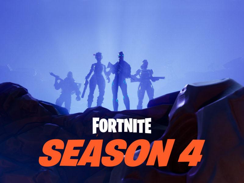 Fortnite Season 4 Wallpaper Hd 4k