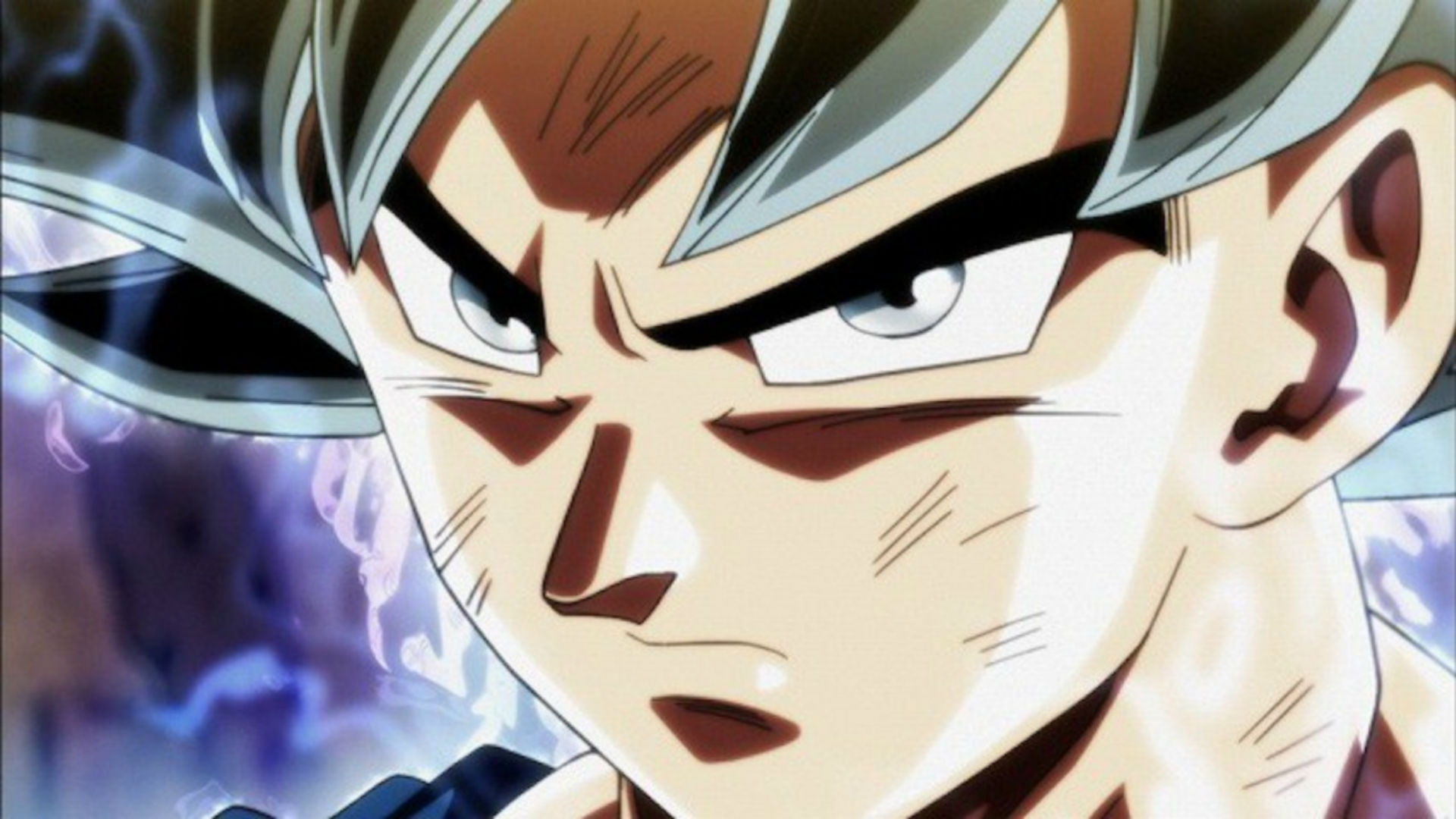 Ultra Instinct Goku Wallpaper Hd