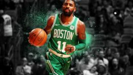 Kyrie Iriving Boston Wallpaper Hd Iphone Pc Android