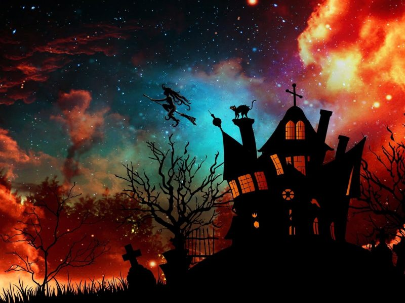 Halloween Background Wallpaper Hd