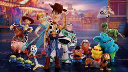 Toy Story 4 Wallpaper Hd