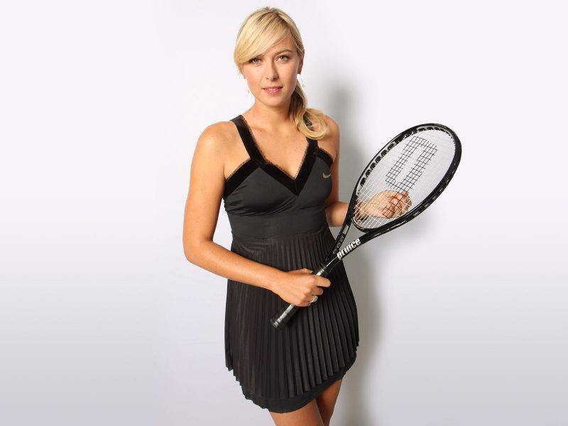 Maria Sharapova No 1 Tennis Player Wallpaper Download Free Hd Wallpapers