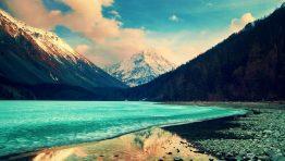 Nature Mountain Landscape Wallpaper Hd