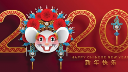 2020 Rat Wallpaper Chinese New Year