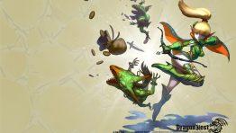Archer Green Wallpaper Hd Dragon Nest
