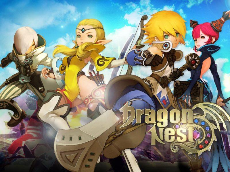 Dragon Nest Wallpaper Hd