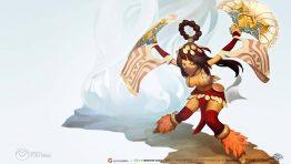 Kali Wallpaper Hd Dragon Nest