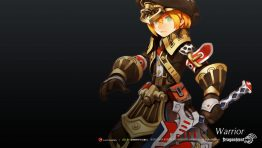 Warrior Dragon Nest Wallpaper Hd