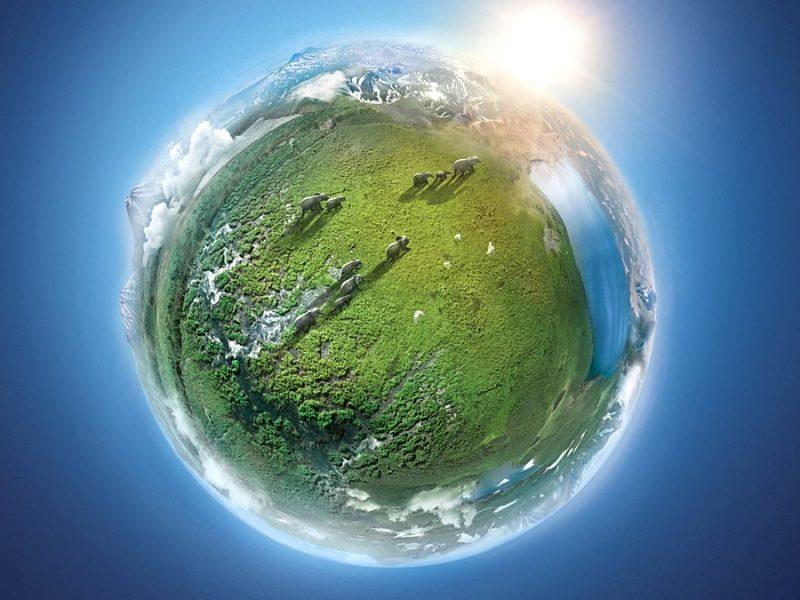 Earth 360 Wallpaper Hd