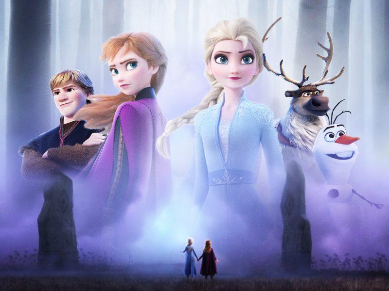 Frozen 2 Wallpaper Hd