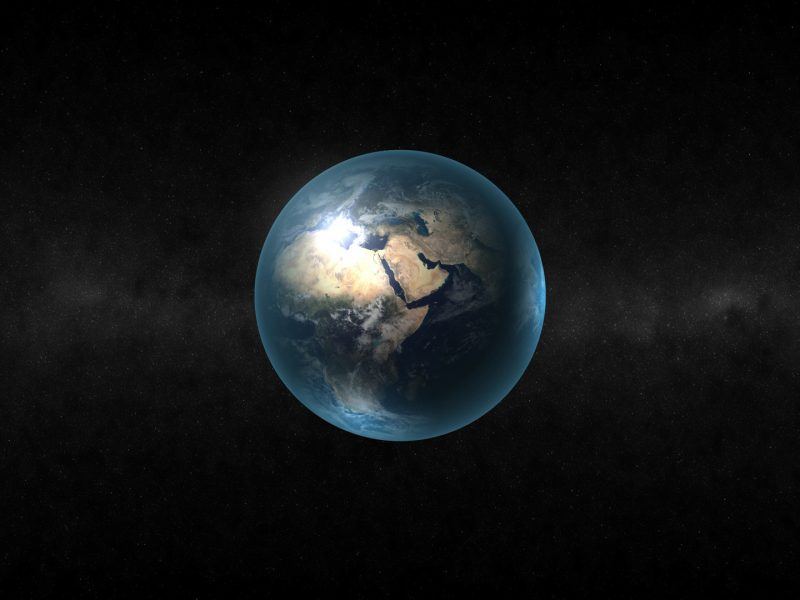 Planet Earth Wallpaper Hd Night