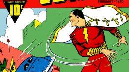 Whiz Comics Wallpaper Hd