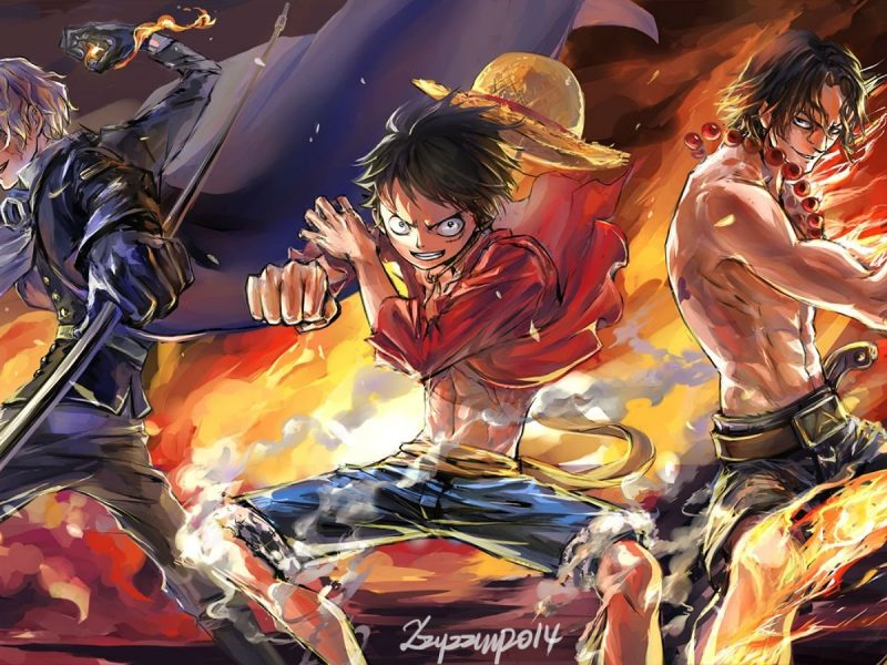 Brothers One Piece Wallpaper Hd