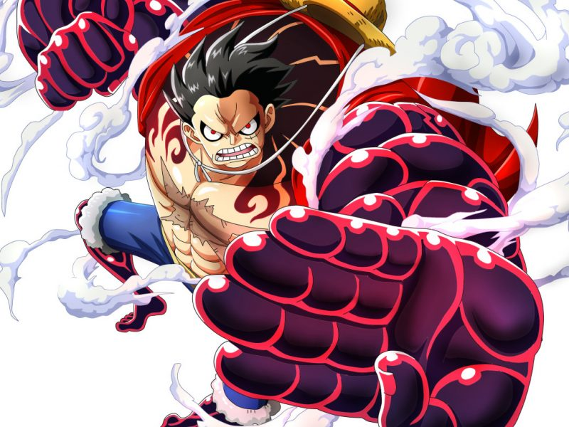 Monkey D Luffy One Piece Wallpaper Hd