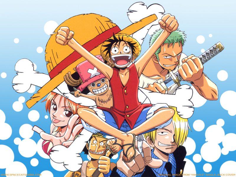 One Piece Blue Wallpaper Hd