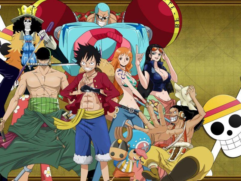 One Piece New World Wallpaper Hd