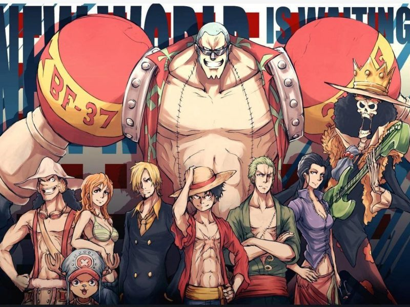 One Piece Strong Wallpaper Hd