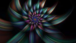 Abstract Spiral Wallpaper Hd