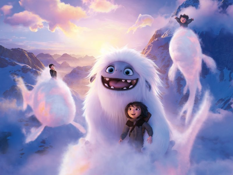 Abominable Movie Wallpaper Hd
