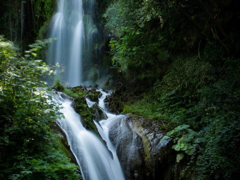 Falls Nature Wallpaper Hd