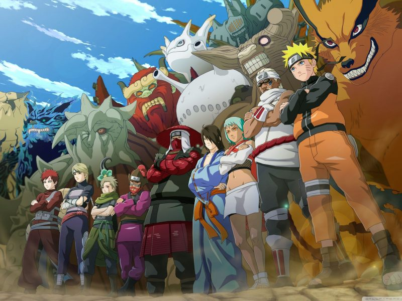 Naruto Anime Wallpaper Hd