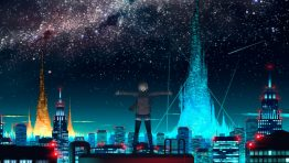 Night Girl Anime Wallpaper Hd