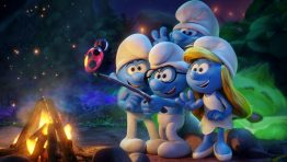 Smurf Movie Wallpaper Hd