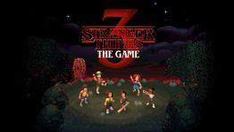 Stranger Things 3 The Game Wallpaper Hd