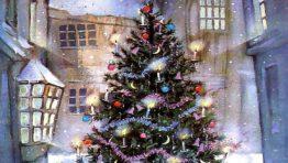 Holiday Christmas Wallpaper